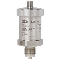 Membrane pressure transmitter / Modbus / threaded / stainless steel
