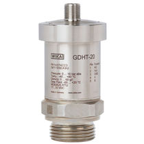 Relative pressure transmitter / membrane / Modbus / stainless steel