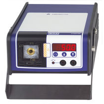 Temperature calibrator / compact / portable / high-precision