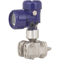 Differential pressure transmitter / flush diaphragm / with Fieldbus interface / PROFIBUS