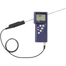 Probe thermometer / digital / portable / intrinsically safe