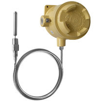 Gas expansion temperature switch / explosion-proof