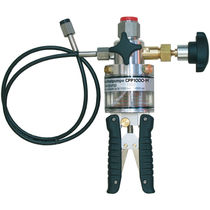 Test hydraulic pump / oil / water / compact