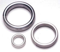 O-ring seal / ring lip / metal