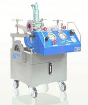 Portable test bench / valve