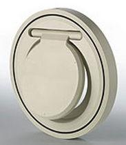 Swing check valve / wafer