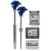 Temperature limiter with LCD display / safety