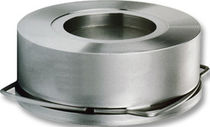 Disc check valve / for industrial applications / for HVAC