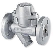 Condensate drain / automatic / thermostatic / bimetallic