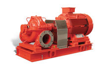 Water pump / electric / centrifugal / firefighting