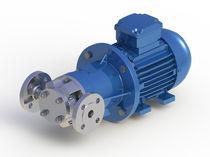 Water pump / normal priming / rotary vane / magnetic-drive