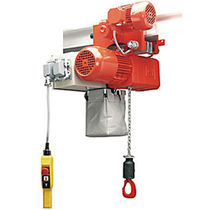 Electric chain hoist / trolley
