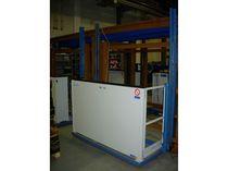 Work platform / hydraulic