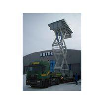Mobile scissor lift / hydraulic