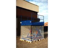 Scissor lift table / electric / loading dock