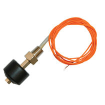 Magnetic float level switch / for liquids / for fuel / reed switch