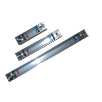 Liquid level indicator / bypass / direct-reading / stainless steel