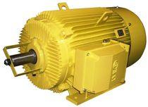 AC motor / three-phase / asynchronous / for air compressors