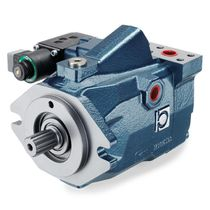Axial piston hydraulic motor / variable-displacement