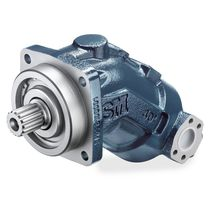 Hydraulic axial piston pump / bent-axis / fixed-displacement