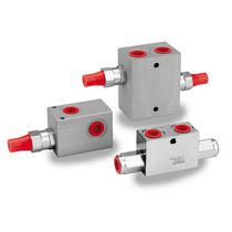 In-line check valve / compact