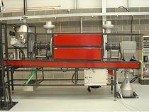 Heating furnace / tubular / electric / laboratory