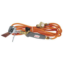 Roof tile soldering iron