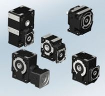 Coaxial servo-gearbox / helical / orthogonal / low-backlash