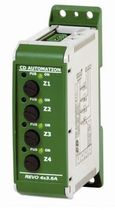 Solid-state relay / phase / DIN rail