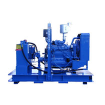 Submersible pump / centrifugal / sewage / handling