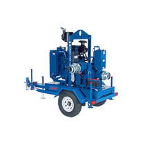 Self-priming pump / centrifugal / cleaning / irrigation