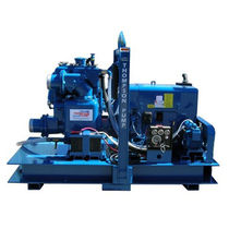 Vacuum-assisted priming pump / centrifugal / dosing / irrigation