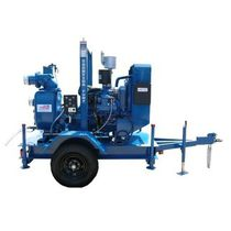 Self-priming pump / centrifugal / spraying / irrigation
