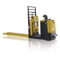 Electric order-picker / horizontal / low-level / scissor
