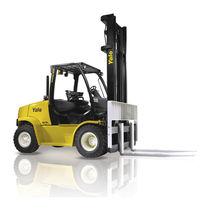 LPG forklift / diesel / ride-on / industrial