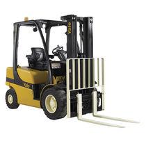 Diesel forklift / LPG / ride-on / for warehouses