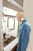 Fume hood diagnostic tool