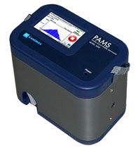 Particle analyzer / for particle size analysis / portable / with counting function