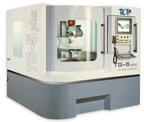 Metal sheet grinding machine / CNC / 5-axis