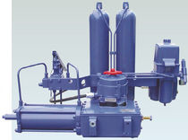 Linear valve actuator / hydraulic / double-acting / cylinder