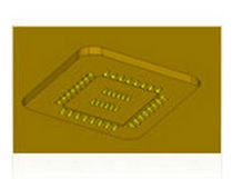 Metal-film resistor / board-mount / grounding / neutral