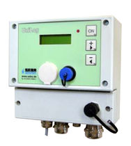 Data-logger with screen / multifunction / digital / hydraulic system