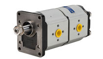 Gear pump / drainage / hydraulic / for fluids