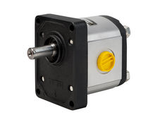 Gear pump / handling / hydraulic / for fluids