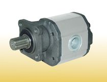 Gear pump / hydraulic / for fluids