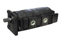 Gear pump / for fluids / hydraulic / transfer