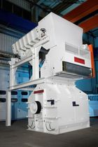 Hammer mill / vertical / for wood / universal