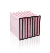Air filter / bag / pocket / high-efficiency