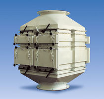 HEPA filter housing / for air / stainless steel