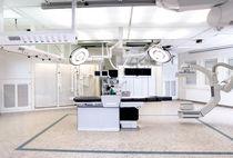 Horizontal air handling unit / hospital / single-flow